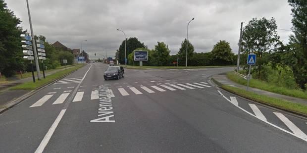 Grave accident de la circulation à Mouscron - La Libre