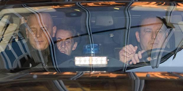 Nicolas Sarkozy inculpé pour financement illégal de sa campagne présidentielle de 2012 - La Libre