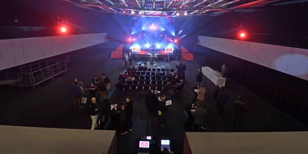 La Madeleine, salle flambant neuve à Bruxelles - La Libre