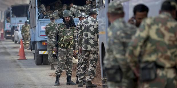 Cachemire indien: des hommes armés attaquent un convoi, 2 soldats tués - La Libre