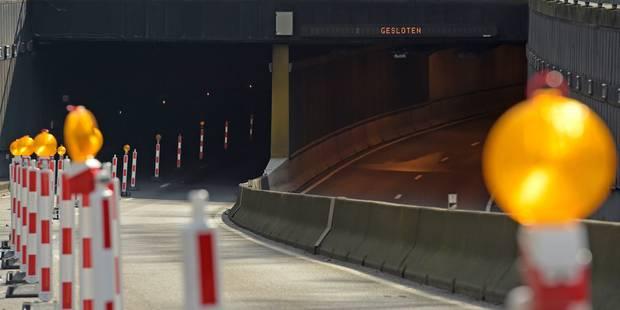 La fermeture du tunnel Montgomery, la goutte qui va faire déborder le vase - La Libre
