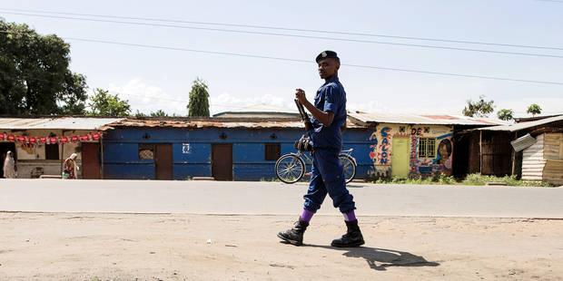 """""""Les jeunes Tutsis arrêtés sont rapidement tués au Burundi"""" - La Libre"""