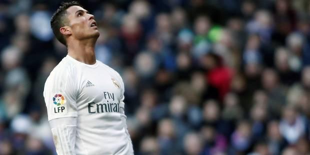 """Ronaldo: """"Si tous étaient à mon niveau, nous serions premiers"""" - La Libre"""