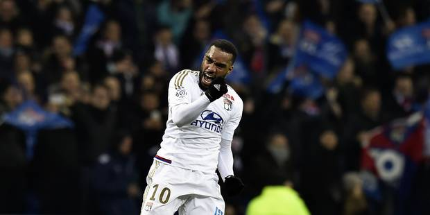 Lyon, 1ère équipe à battre le Paris SG en championnat de France depuis le 15 mars 2015 - La Libre