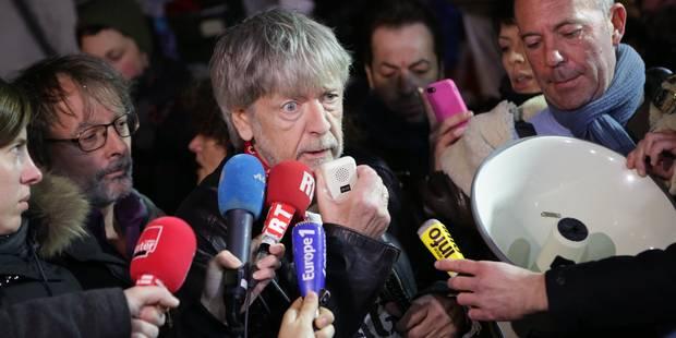 Le chanteur Renaud reprend la plume pour Charlie Hebdo - La Libre