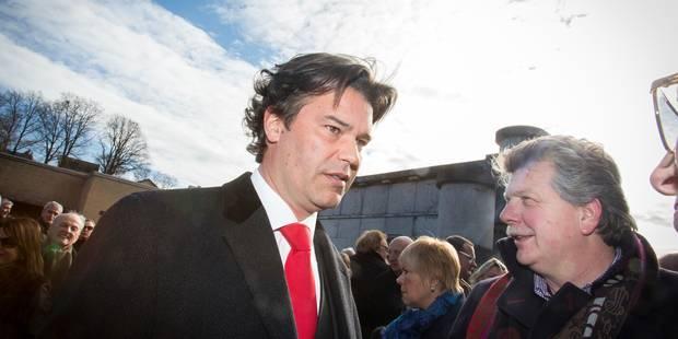 Alain Mathot traine un (vieux) dossier de corruption et de blanchiment présumés - La Libre
