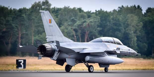Les Etats-Unis ont formellement demandé à la Belgique d'intervenir en Syrie - La Libre
