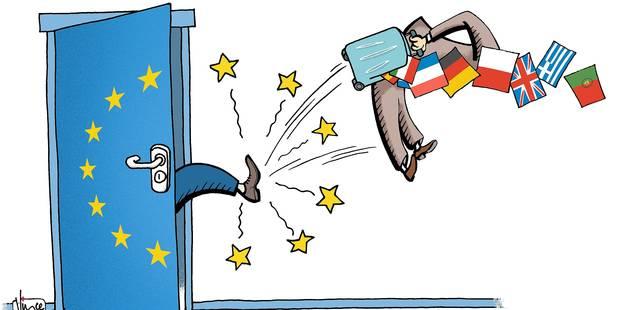 Quand on expulse des Européens - La Libre