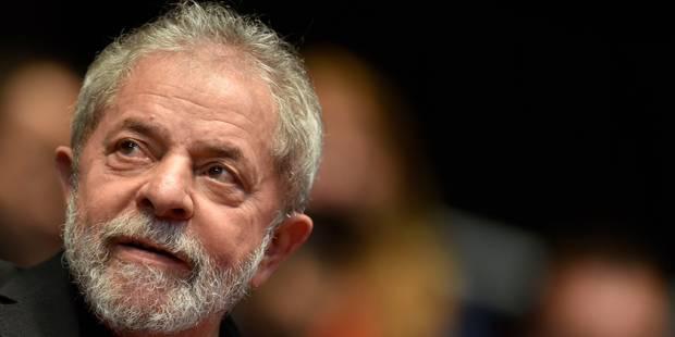 """Brésil: l'ancien président Lula a reçu """"beaucoup de faveurs"""" d'entreprises corrompues - La Libre"""