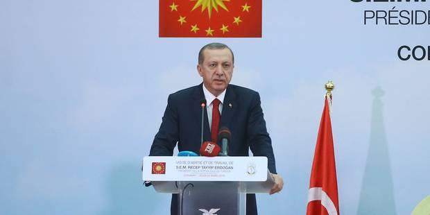 Turquie: la justice place sous tutelle un nouveau média hostile à Erdogan - La Libre