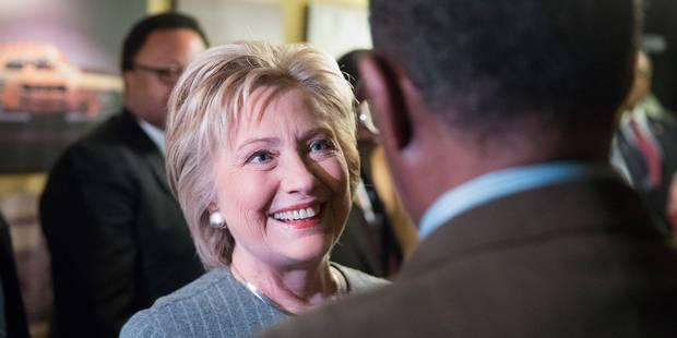 USA: Clinton remporte le gros lot de la soirée électorale, Trump affaibli - La Libre