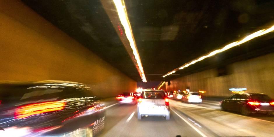 Bruxelles : le ministre de la mobilité veut un nouveau tunnel - La Libre