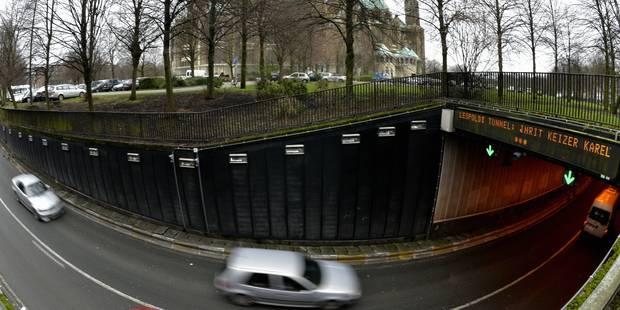 Il faut sécuriser le tunnel Léopold II à court terme, plaide le PS - La Libre