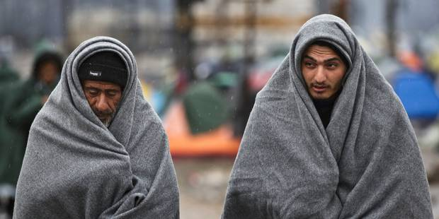 """Projet d'accord UE-Turquie: l'ONU juge """"illégales"""" les expulsions collectives de migrants - La Libre"""