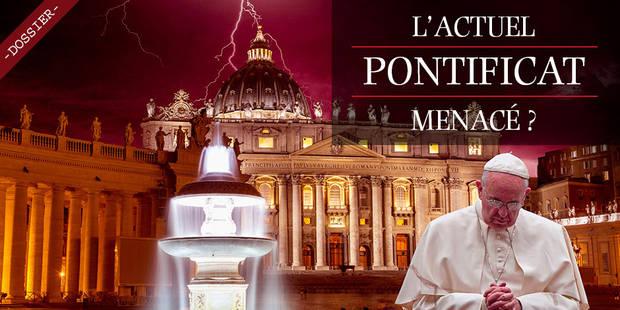 Le Pape face aux vautours du Vatican - La Libre