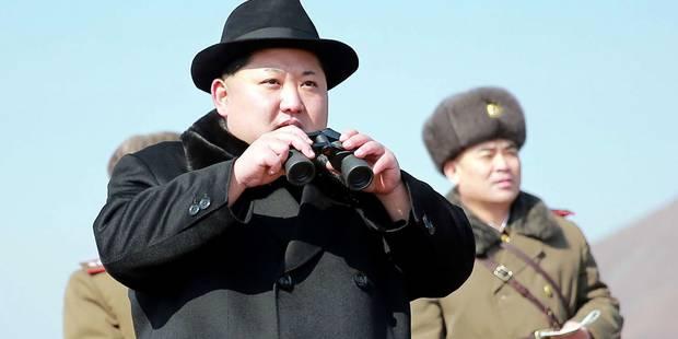 La Corée du Nord annonce de nouveaux tirs de missiles et un essai nucléaire - La Libre