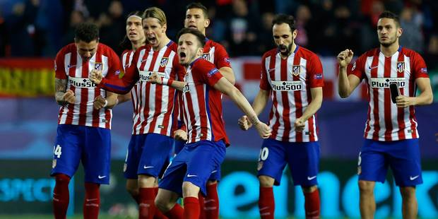 C1: Manchester City file en quarts facilement, l'Atlético bat le PSV aux tirs au but - La Libre
