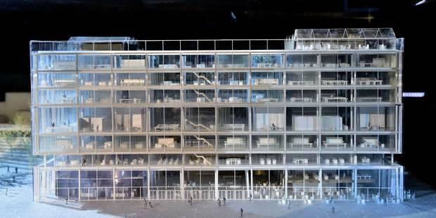 La RTBF s'offre un palais à Reyers (PHOTOS) - La Libre