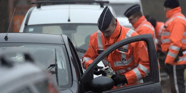 Explosion du nombre d'infractions pour drogue au volant - La Libre