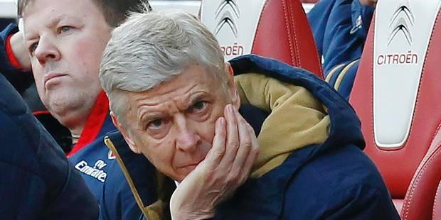 Arsenal s'écroule au pire des moments - La Libre