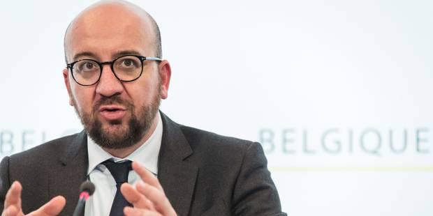Belgique: le niveau d'alerte reste au niveau 3 - La Libre