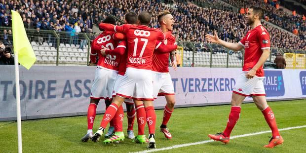 Le Standard s'offre la Coupe de Belgique face à Bruges et sauve sa saison (1-2) - La Libre