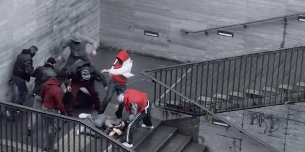 Vidéos choc contre le racisme en Belgique et en France - La Libre