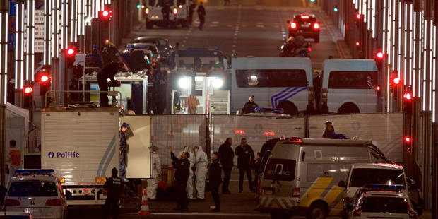 Attentats: le FBI reprendra l'enquête dès mercredi, des Américains parmi les victimes - La Libre