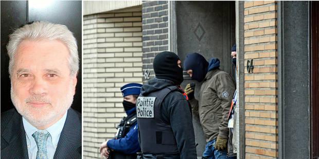 """Louis Caprioli, expert en lutte antiterroriste: """"C'est une provocation"""" - La Libre"""