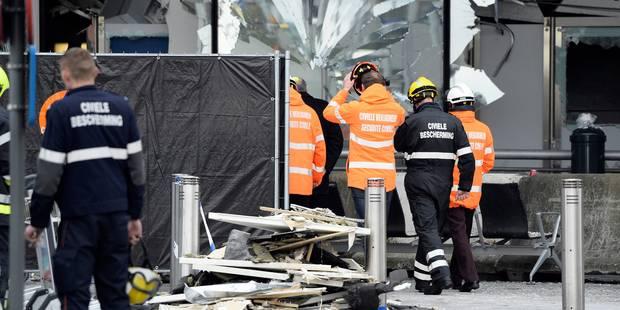 """Il a fallu """"plusieurs semaines"""" pour fabriquer les bombes de Bruxelles - La Libre"""