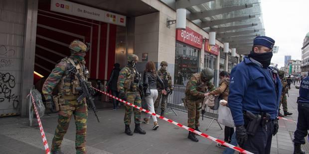 Trains, avions, trams, métros...: la situation ce mercredi à Bruxelles - La Libre