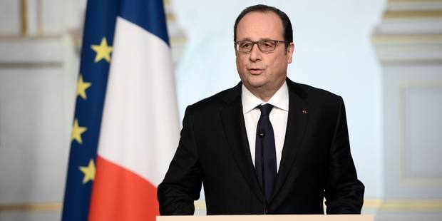 Face au blocage politique, François Hollande renonce à la déchéance de nationalité - La Libre