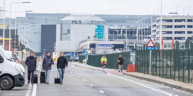 Attentats de Bruxelles: au moins 50 sympathisants de l'EI au sein de l'aéroport de Zaventem ? - La Libre