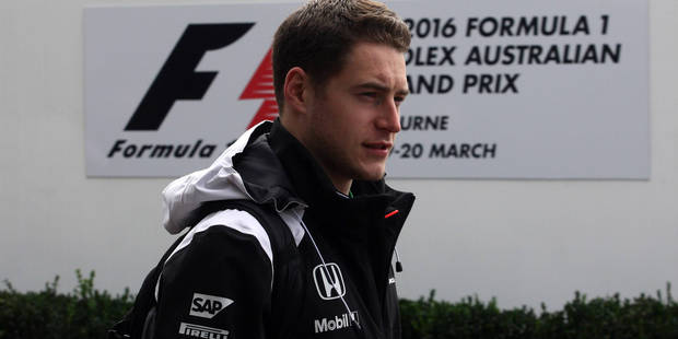 Le Belge Stoffel Vandoorne au départ du Grand Prix F1 de Bahrein dimanche! - La Libre