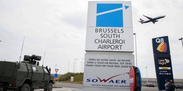 Tous les vols Ryanair seront opérés au départ de Charleroi jusqu'au 7 avril inclus - La Libre