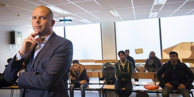 Attentats à Bruxelles: les rapatriements de demandeurs d'asile quasi à l'arrêt - La Libre