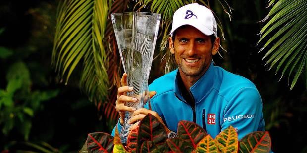 Qui peut arrêter Novak Djokovic ? - La Libre