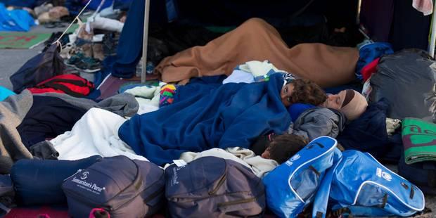 La Belgique va accueillir 100 demandeurs d'asile en provenance de Grèce - La Libre