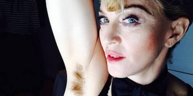 """L'épilation des poils sous les bras est le """"voile"""" de la femme occidentale - La Libre"""