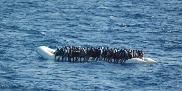 """L'Italie veut remonter une épave comprenant """"au moins 400 corps"""" de migrants - La Libre"""