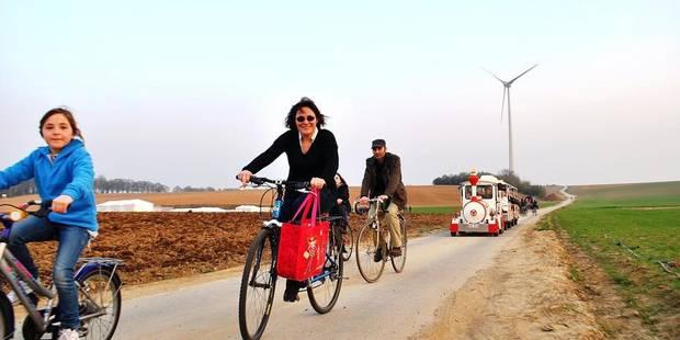 Le parc éolien TAB en sursis - La Libre