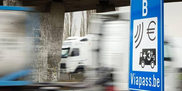 Un député prend la tête des transporteurs - La Libre