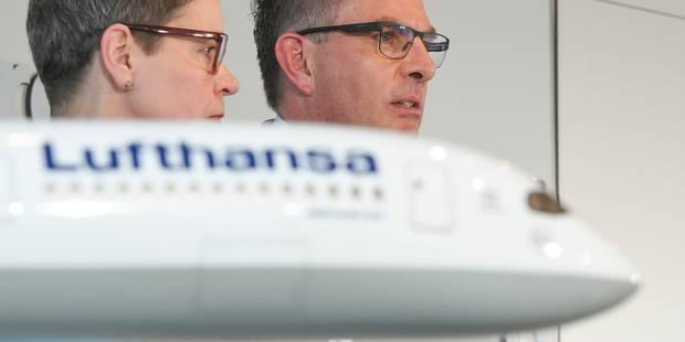 """""""Lufthansa décidera de la reprise de Brussels Airlines le 27 avril"""" - La Libre"""