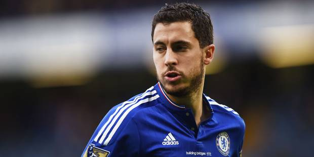Pourquoi Hazard gagne-t-il moins d'argent que l'an dernier? - La Libre