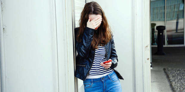 Cyber-harcèlement: Un quart des jeunes ont déjà été insultés sur internet - La Libre