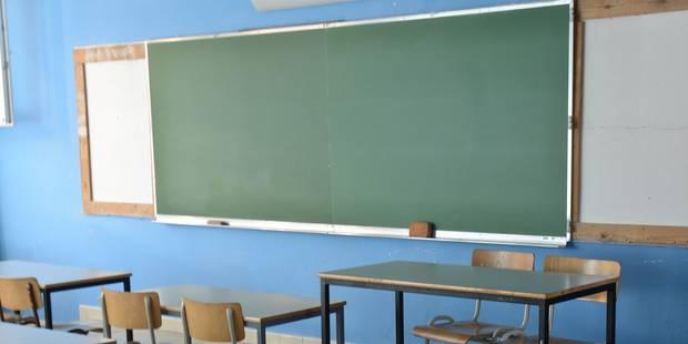 1.264 élèves sont sans école - La Libre