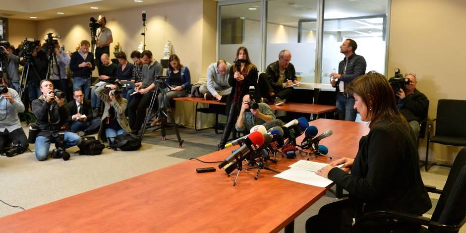 Récit: la nuit où Charles Michel a lâché Jacqueline Galant - La Libre