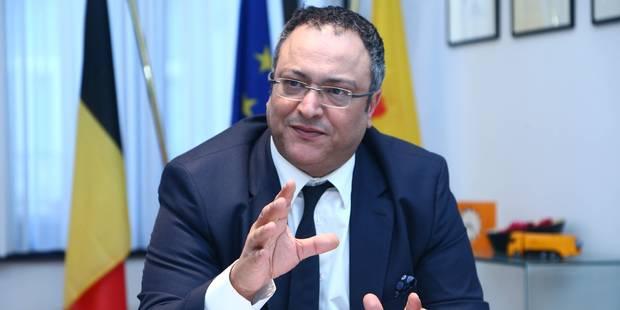 Pierre-Olivier Beckers stupéfait du changement de ministre des Sports, Madrane répond - La Libre