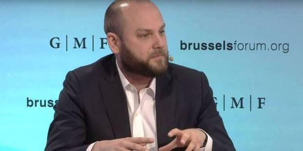 Yves Goldstein, qui aurait fait du Jambon avant l'heure, crée un malaise au PS - La Libre