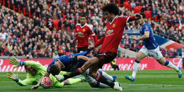 Belges à l'étranger: Hazard et Fellaini buteurs, Mignolet se troue, Lukaku manque un penalty (VIDEOS) - La Libre
